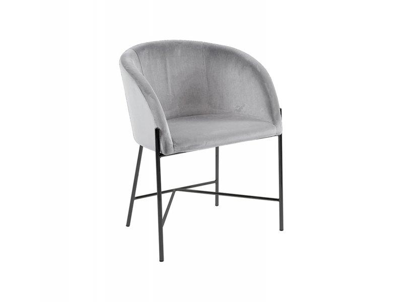 Sedia con braccioli Bobbio -20