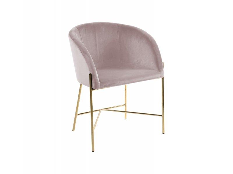 Sedia con braccioli Bobbio - v2