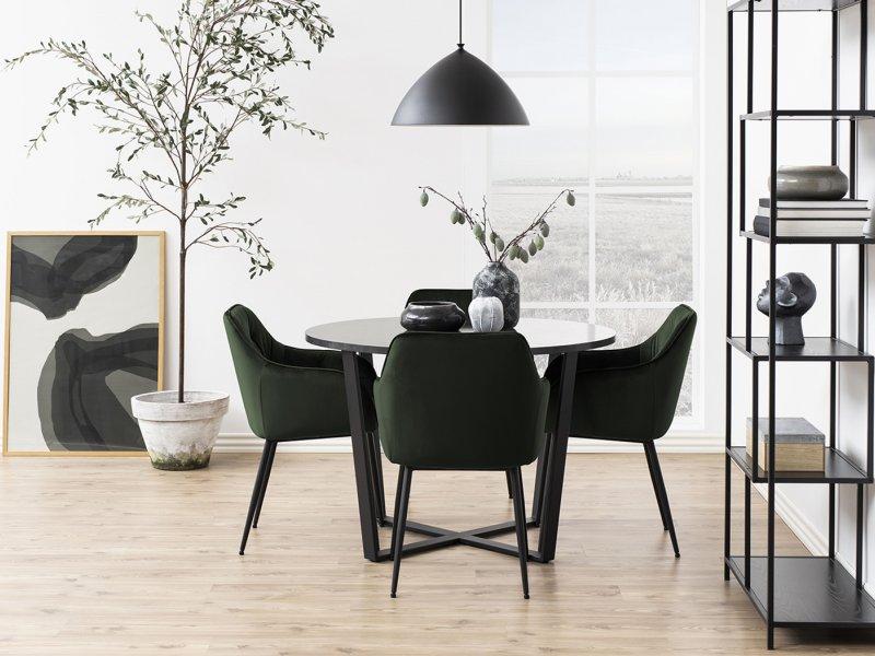Sedia con braccioli Poffabro - v14