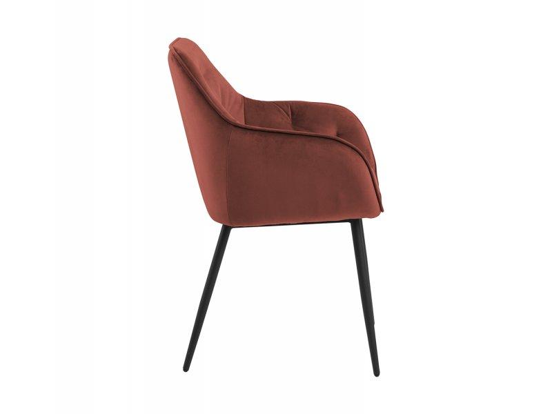 Sedia con braccioli Poffabro -3