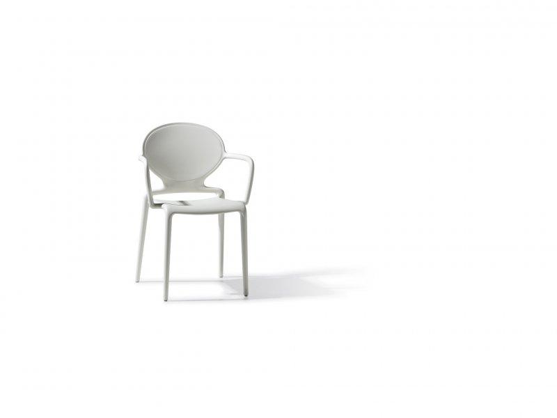 Sedia Con Braccioli Gio - v7