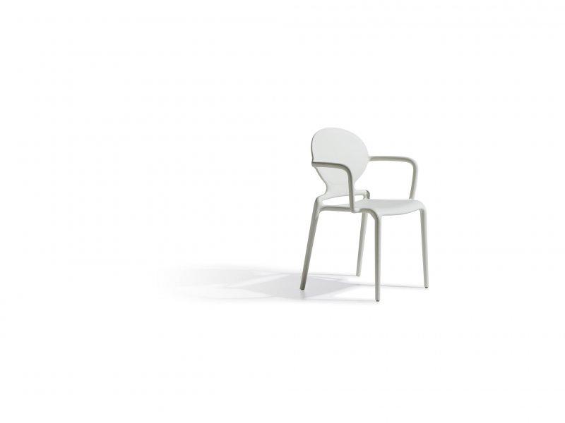 Sedia Con Braccioli Gio - v5