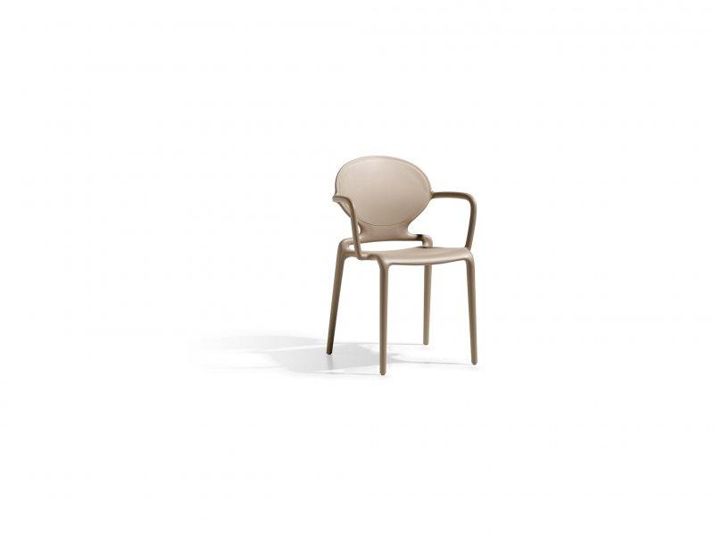 Sedia Con Braccioli Gio - v4