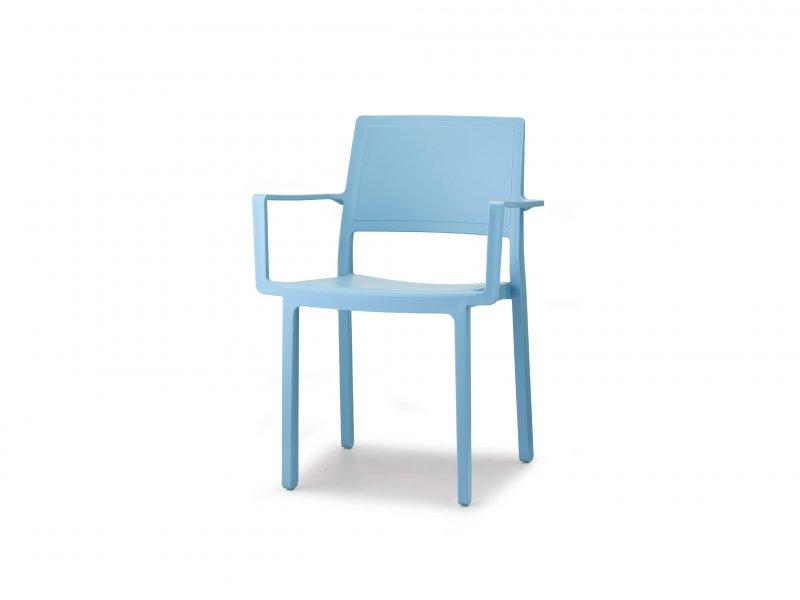 Sedia Con Braccioli Kate - v14