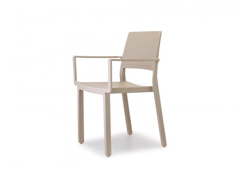 Sedia Con Braccioli Kate - v3