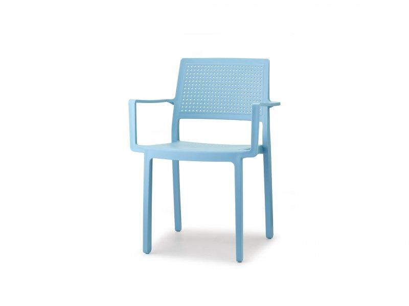 Sedia Con Braccioli Emi - v19