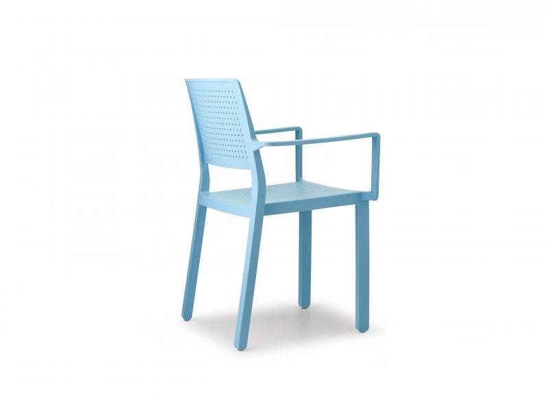 Sedia Con Braccioli Emi - v20