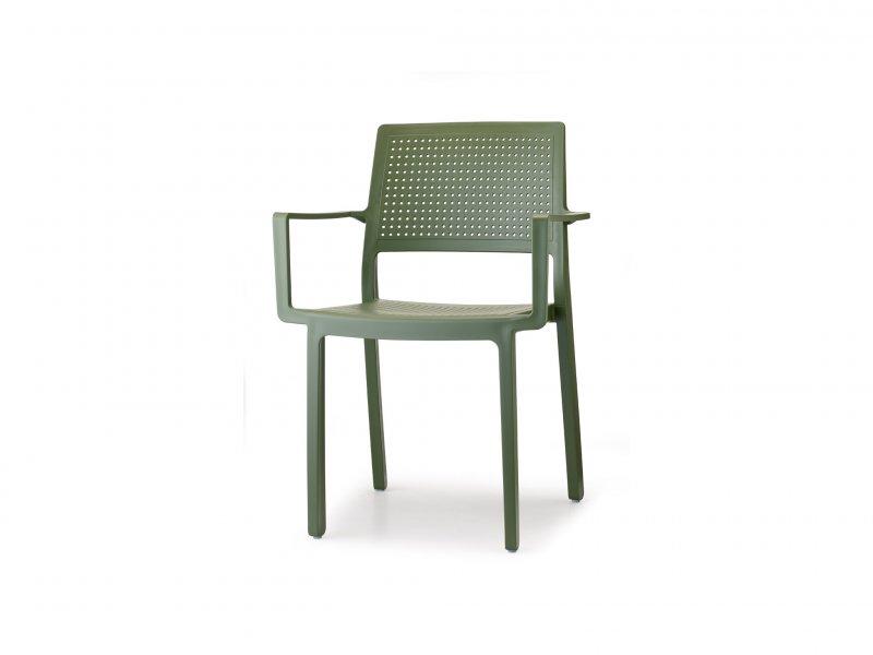 Sedia Con Braccioli Emi - v9