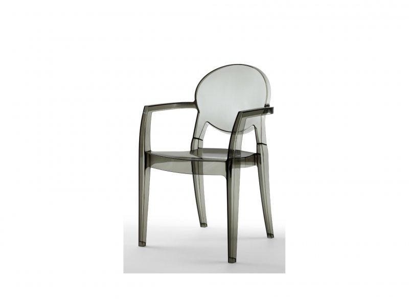 Sedia Con Braccioli Igloo - v5
