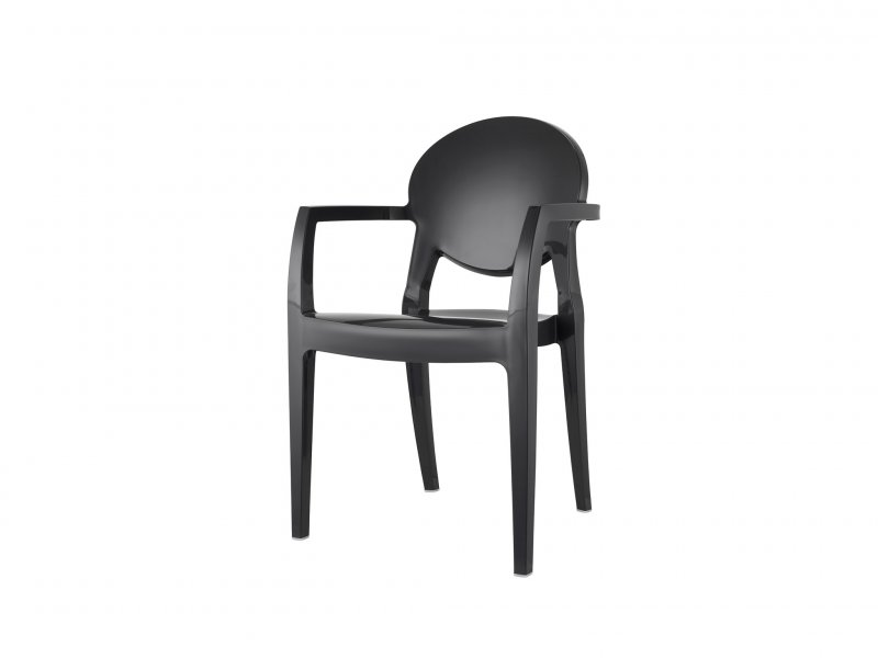 Sedia Con Braccioli Igloo Tecnopolimero -1