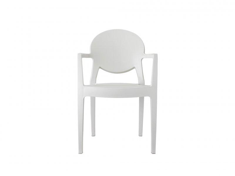 Sedia Con Braccioli Igloo Tecnopolimero - v4