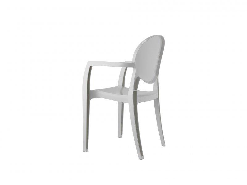 Sedia Con Braccioli Igloo Tecnopolimero - v2