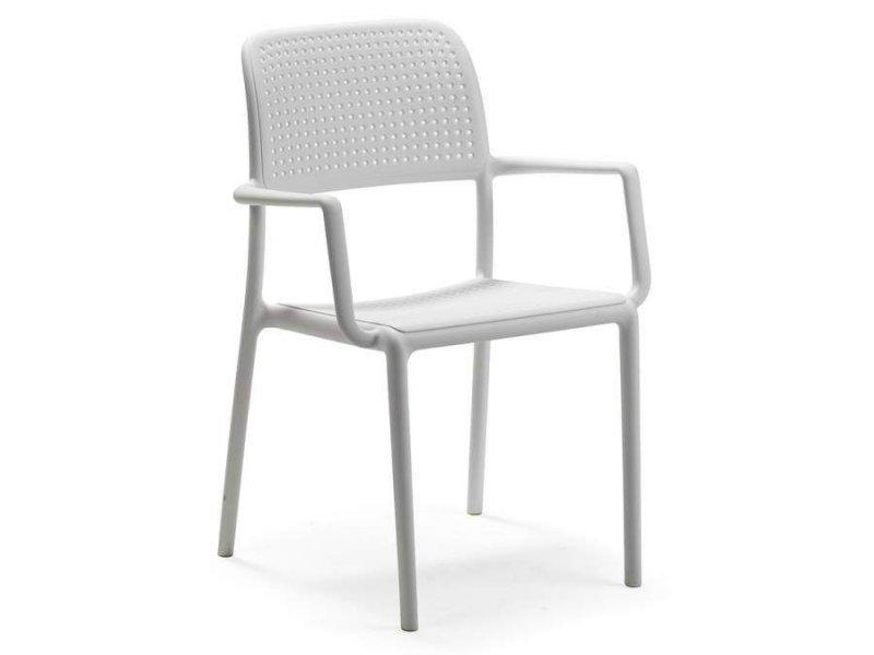 Sedia con braccioli Bora - v3