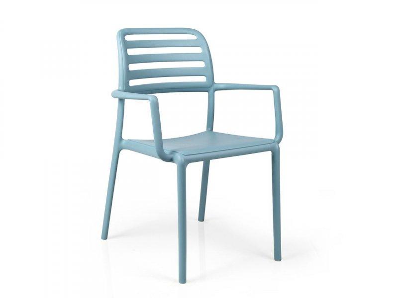 Sedia con braccioli Costa - v5