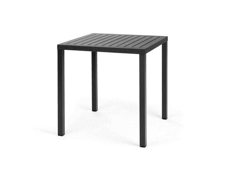 Tavolo Cube 70 fisso -2