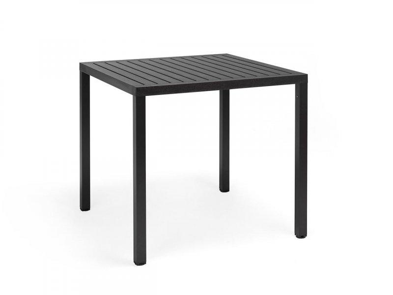 Tavolo Cube 80 fisso -4