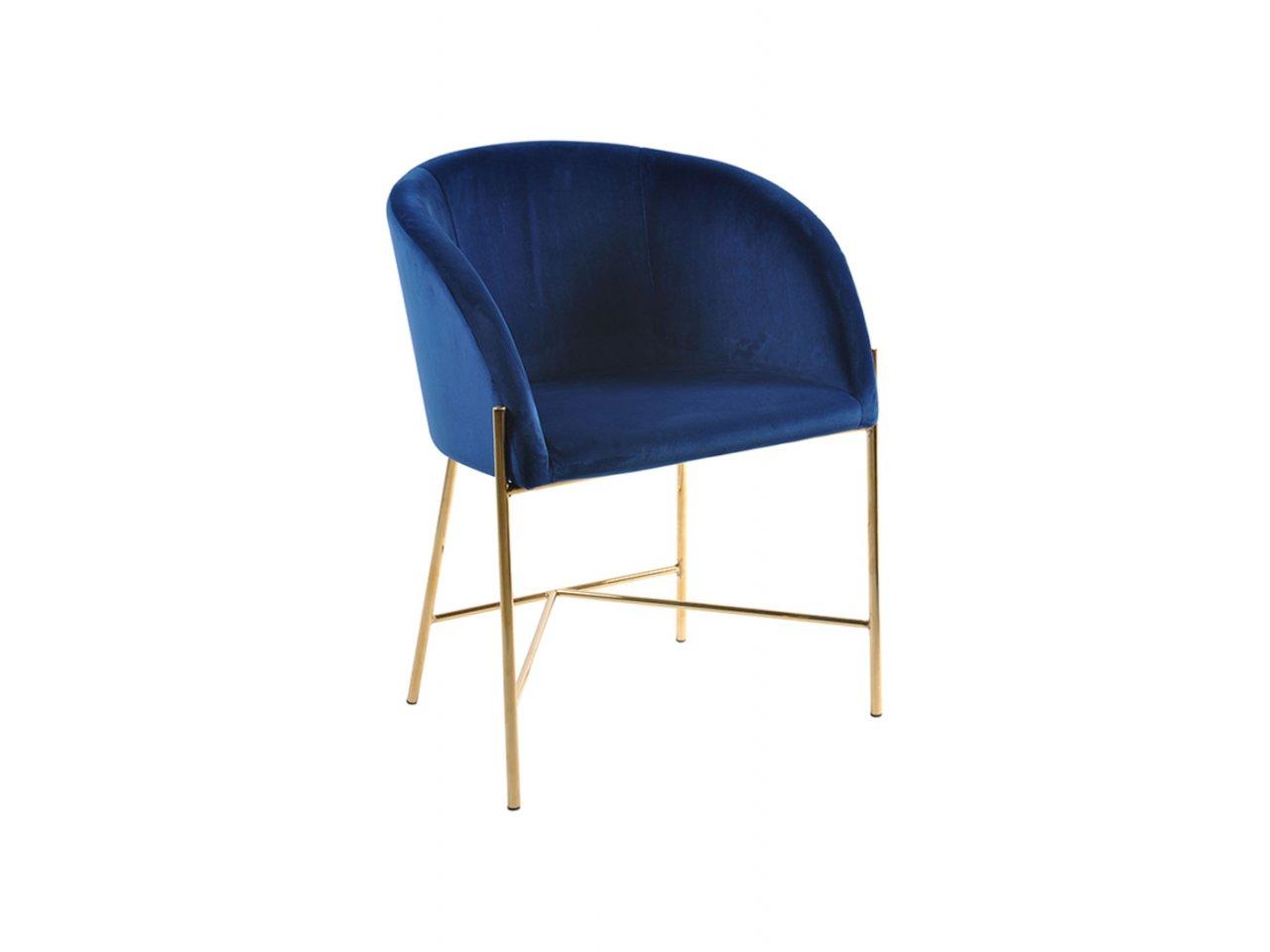 Sedia con braccioli Bobbio - v25