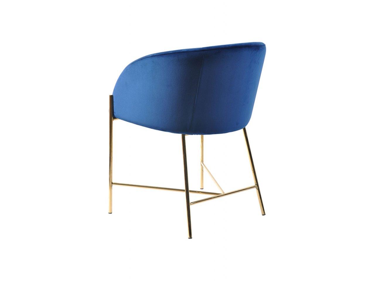 Sedia con braccioli Bobbio - v28