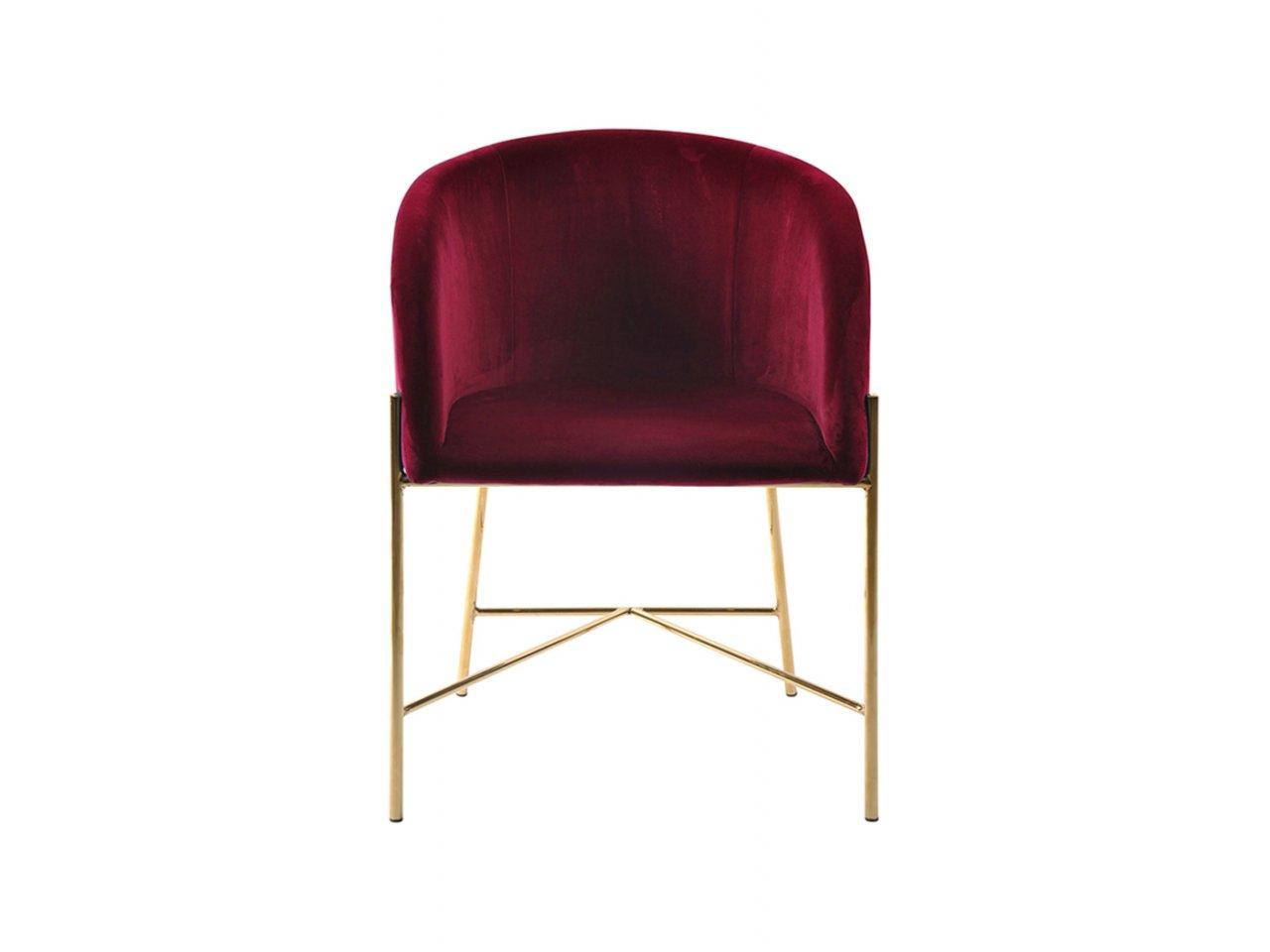 Sedia con braccioli Bobbio - v29