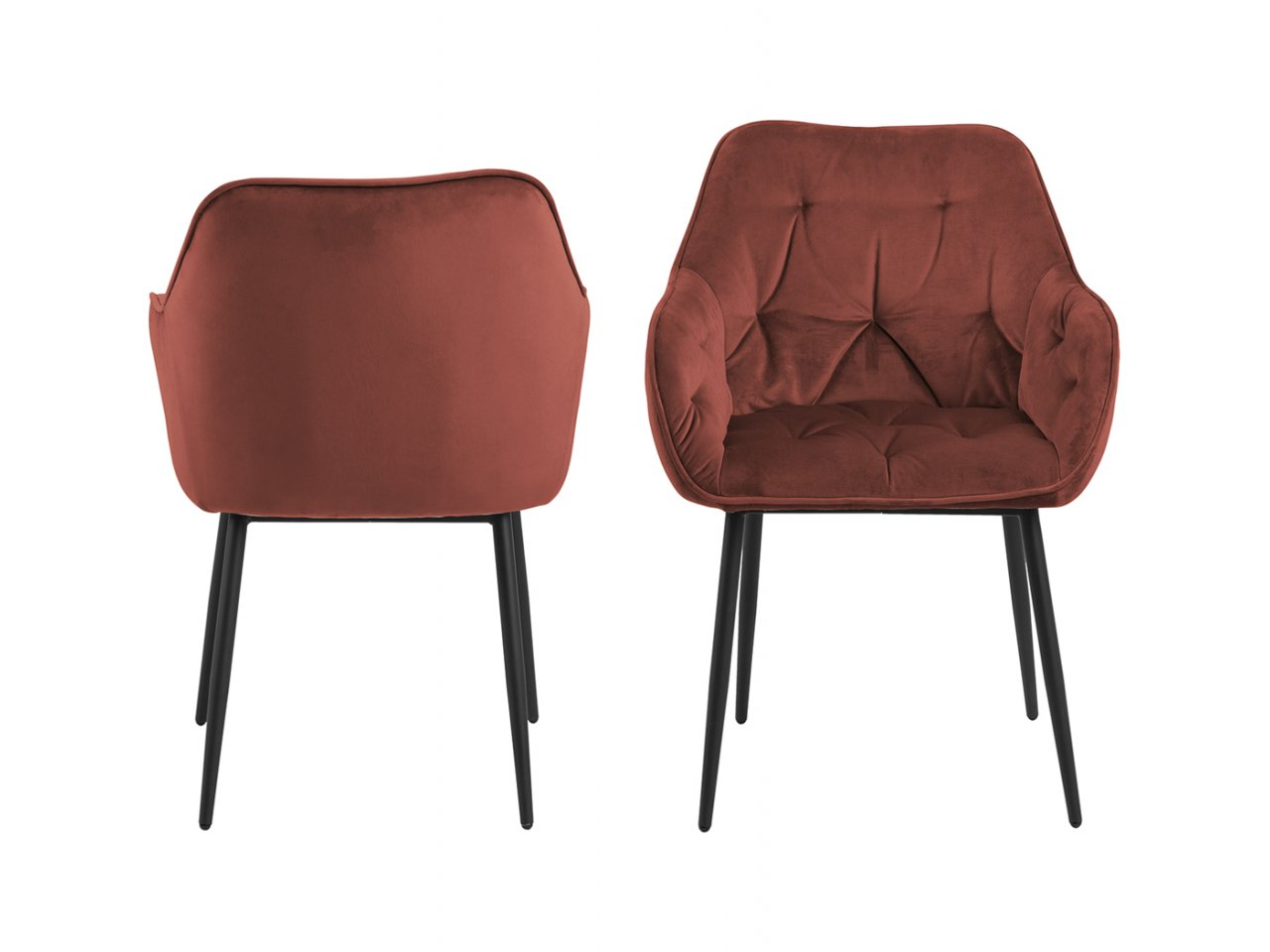 Sedia con braccioli Poffabro -4