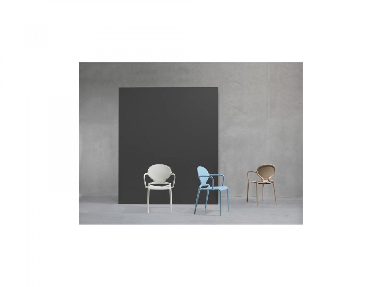 Sedia Con Braccioli Gio - v3