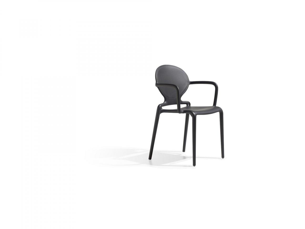 Sedia Con Braccioli Gio -1