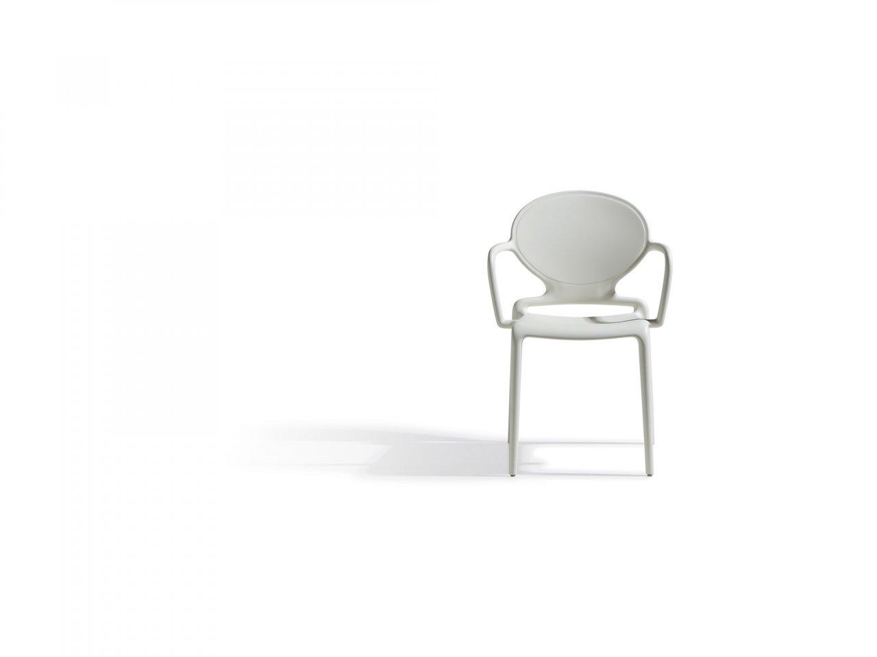Sedia Con Braccioli Gio - v6