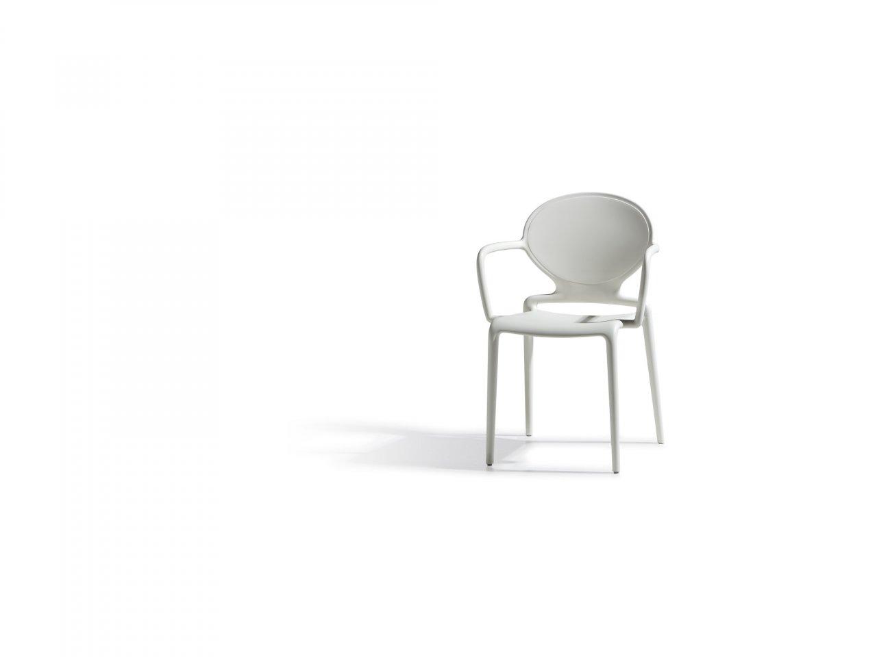 Sedia Con Braccioli Gio - v2
