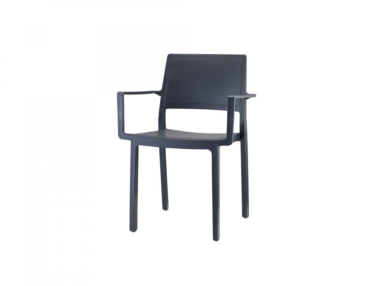 Sedia Con Braccioli Kate -2