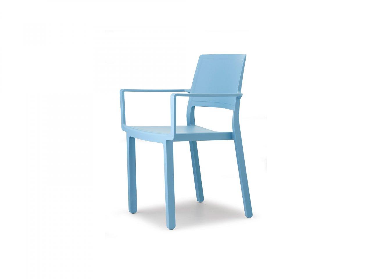 Sedia Con Braccioli Kate - v13