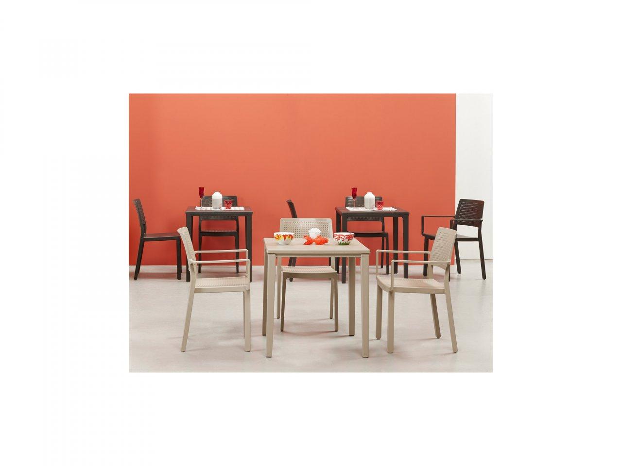 Sedia Con Braccioli Emi - v2