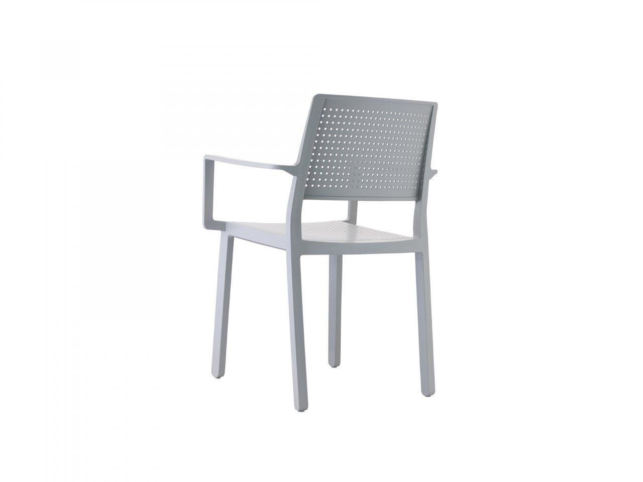 Sedia Con Braccioli Emi - v23