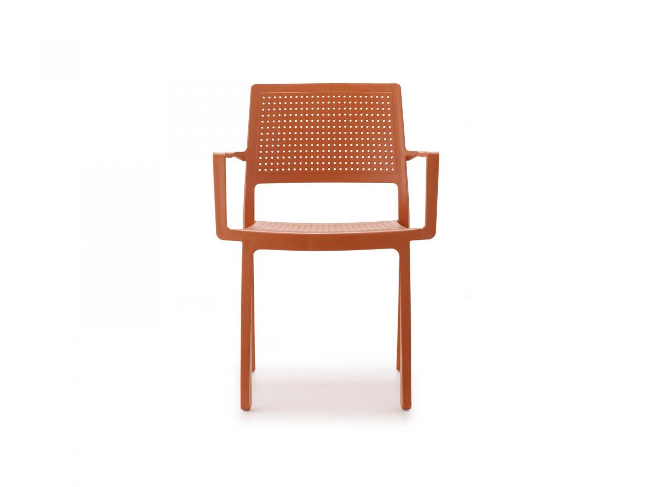 Sedia Con Braccioli Emi - v1