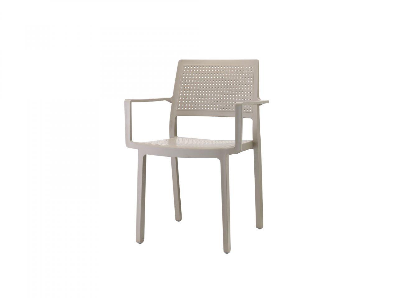 Sedia Con Braccioli Emi - v5