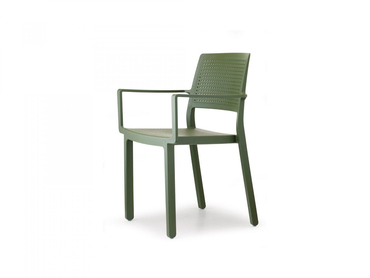 Sedia Con Braccioli Emi - v10