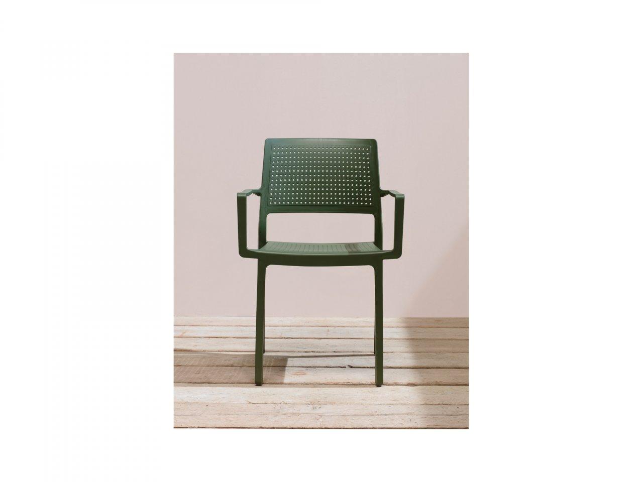Sedia Con Braccioli Emi - v11