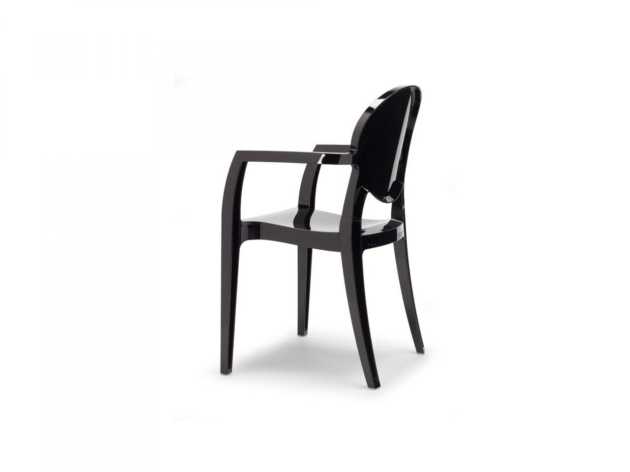 Sedia Con Braccioli Igloo - v9