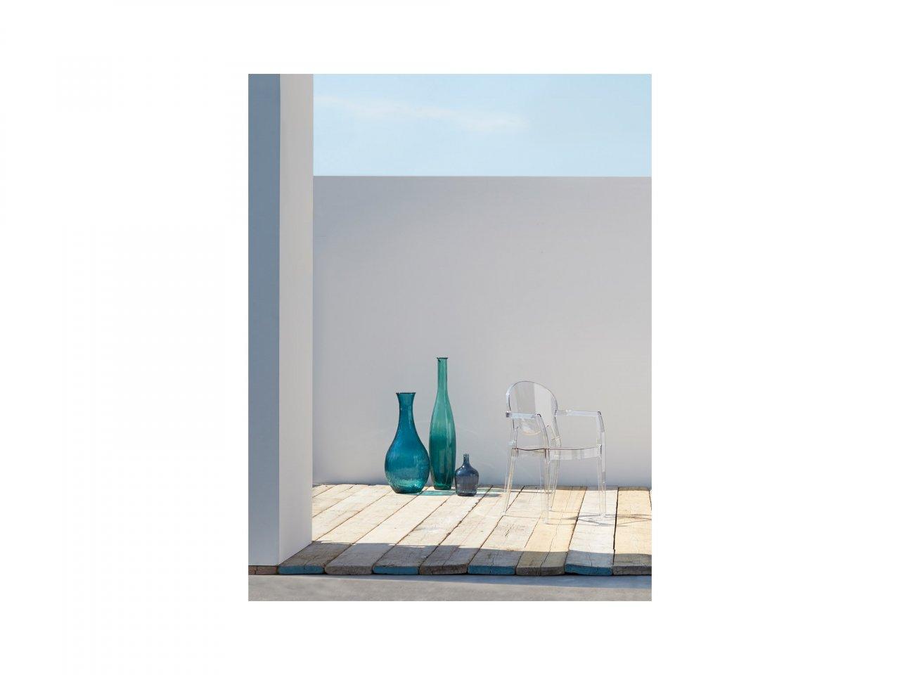 Sedia Con Braccioli Igloo - v7