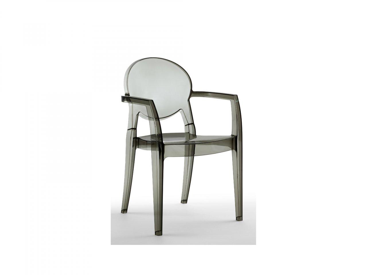 Sedia Con Braccioli Igloo - v4