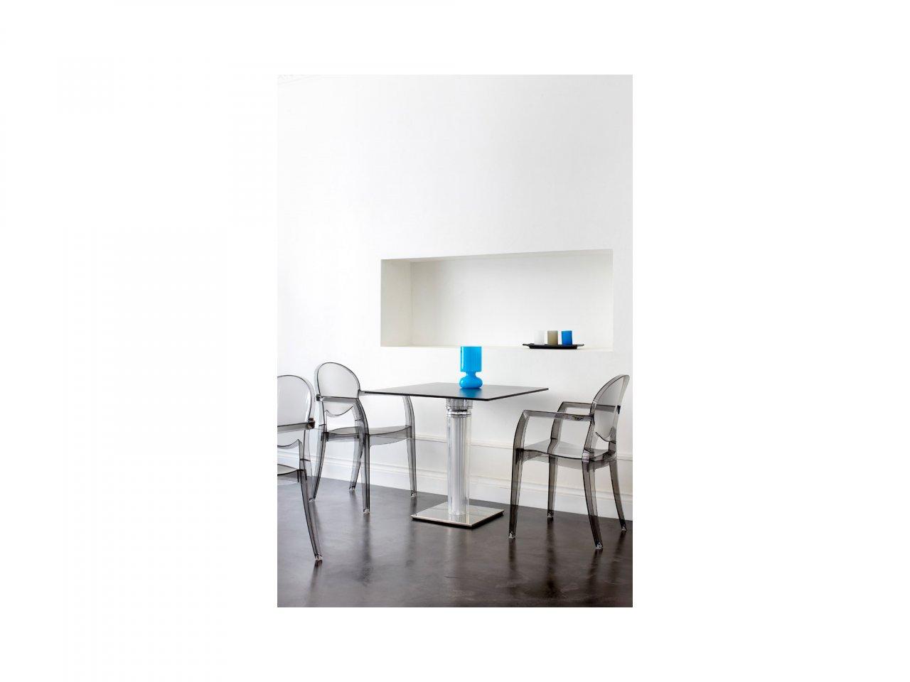 Sedia Con Braccioli Igloo - v3
