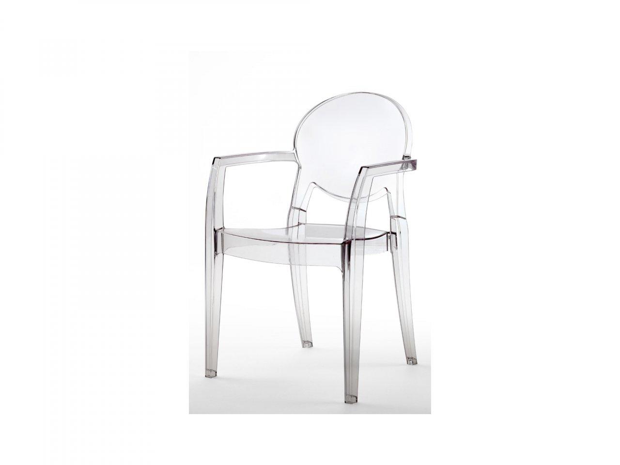 Sedia Con Braccioli Igloo - v1