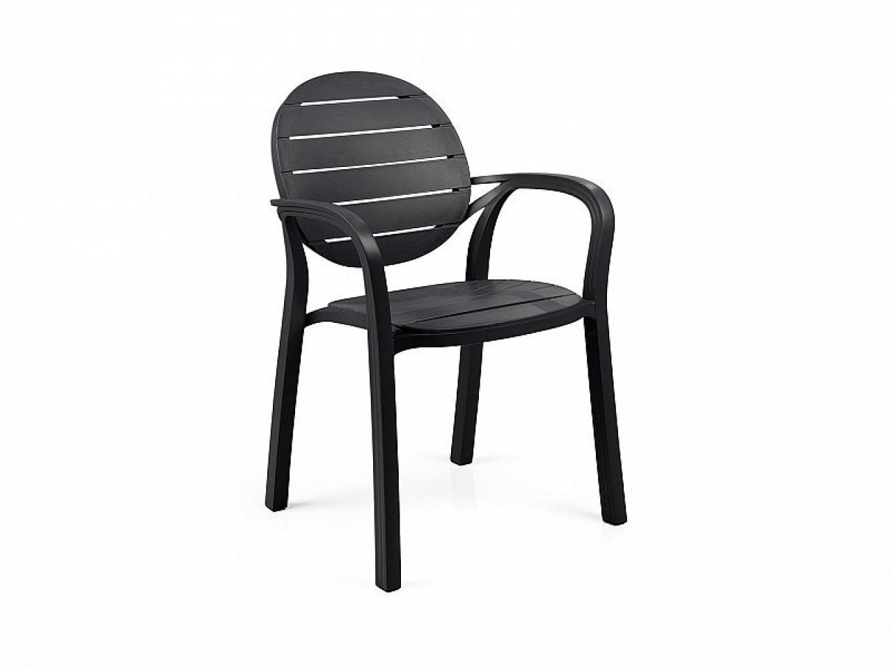 Sedia Con Braccioli Palma -3
