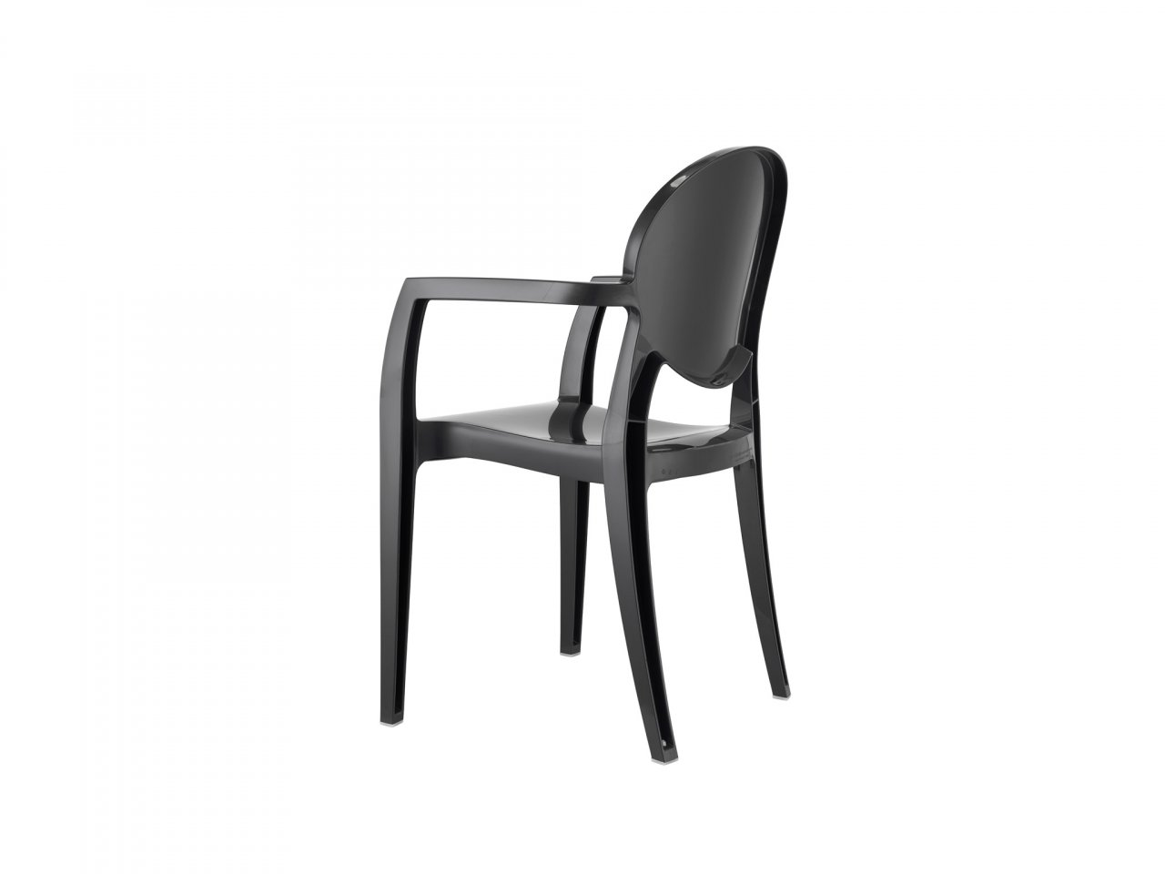 Sedia Con Braccioli Igloo Tecnopolimero -8