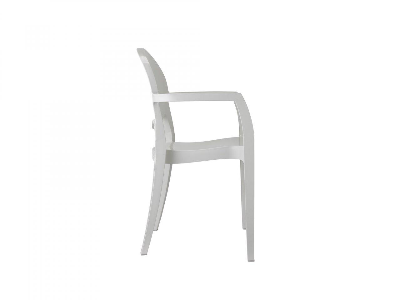 Sedia Con Braccioli Igloo Tecnopolimero - v3