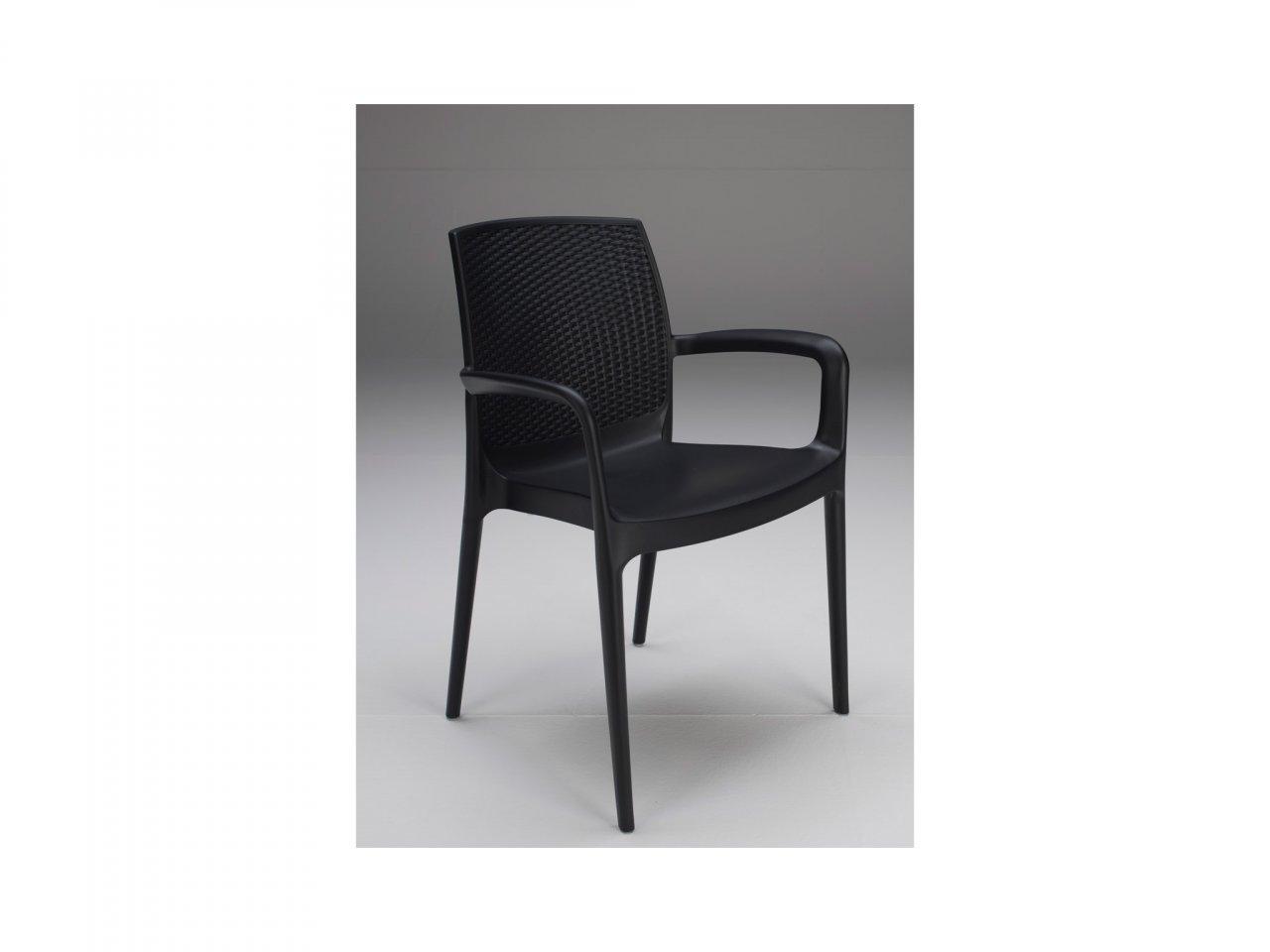 Sedia Con Braccioli Boheme -1