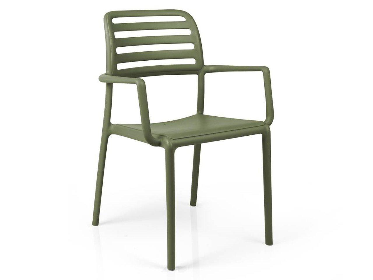 Sedia con braccioli Costa -1