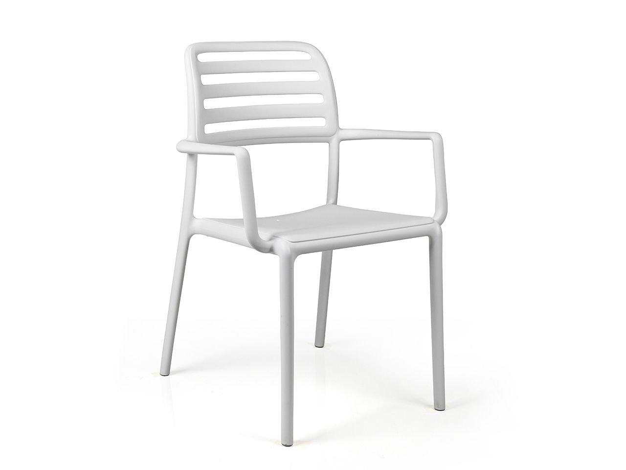Sedia con braccioli Costa - v3