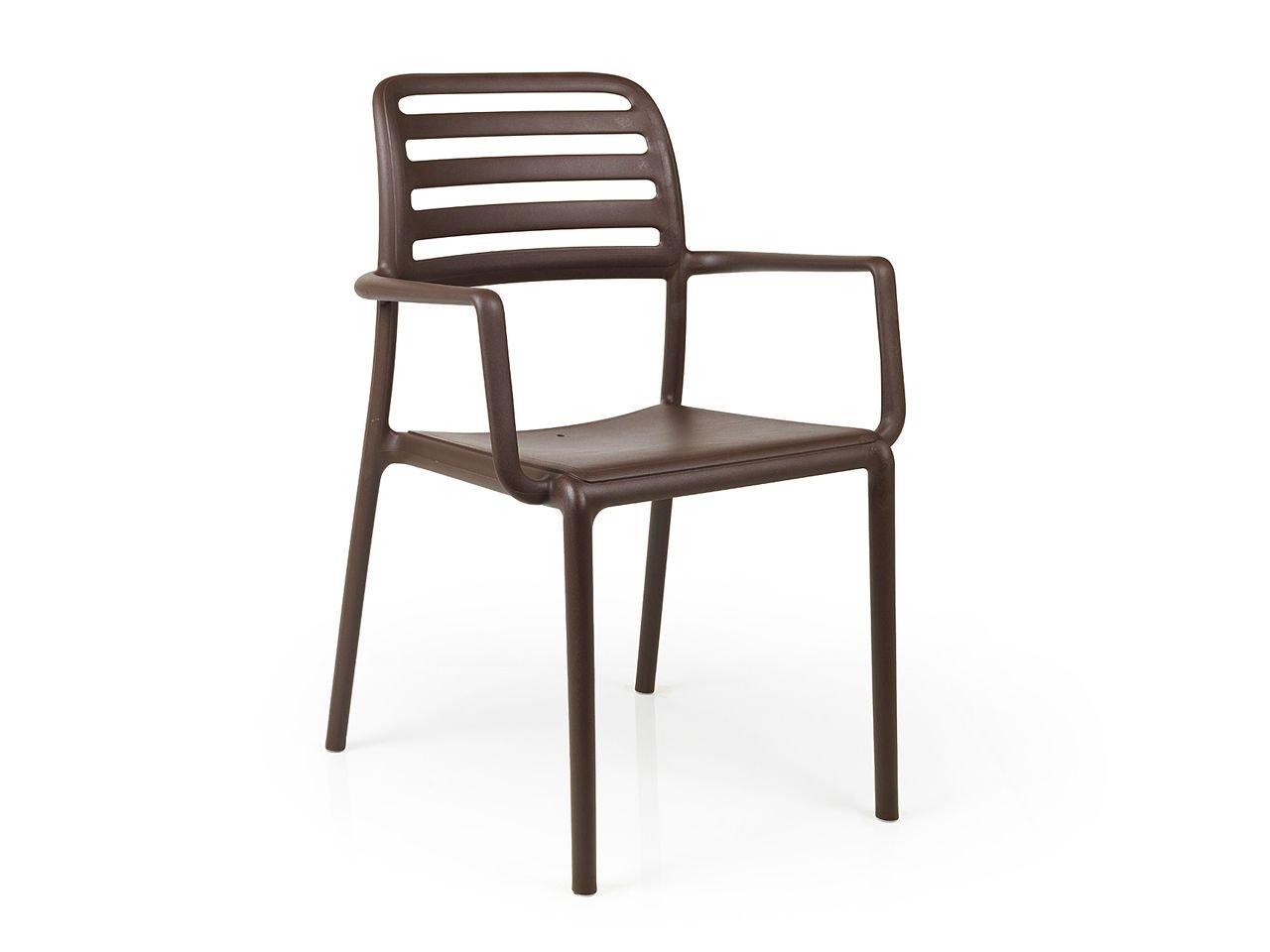 Sedia con braccioli Costa - v4