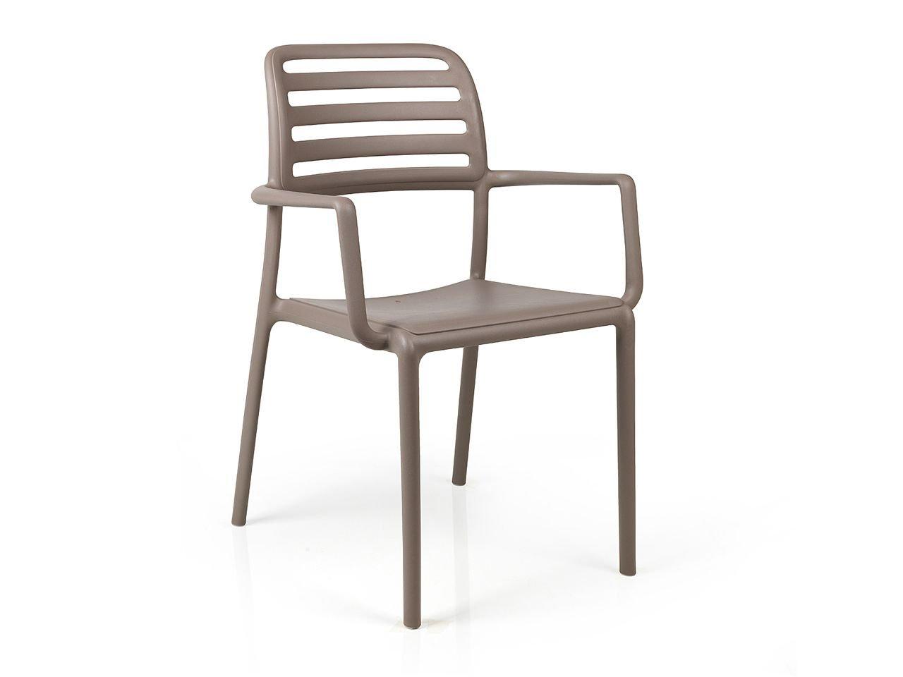 Sedia con braccioli Costa - v7