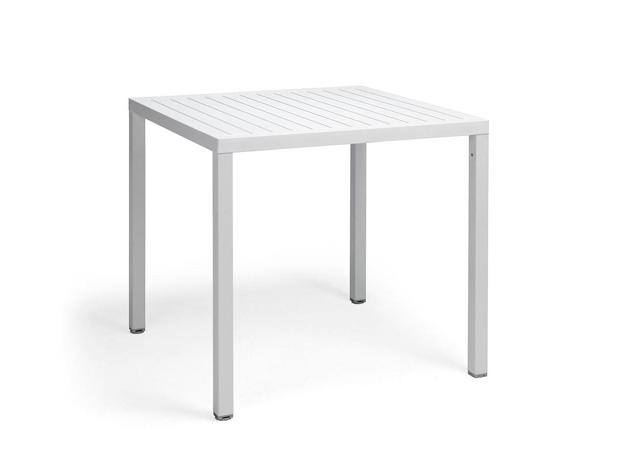 Tavolo Cube 80 fisso - v1